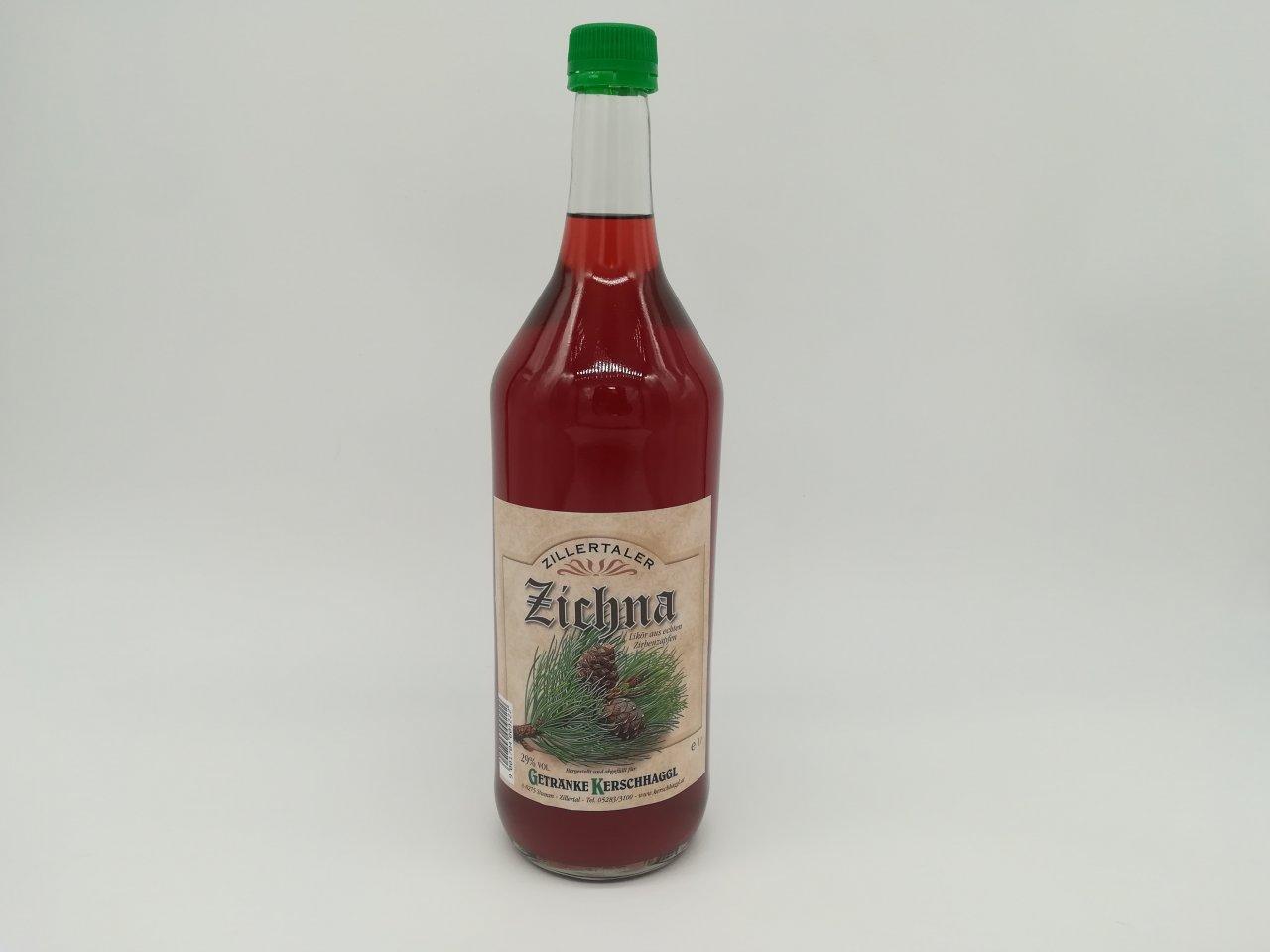 Zillertaler Zichna 29% Alkohol 1 Liter
