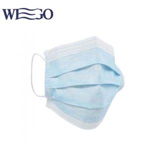 Mundnasenschutz Maske, MNS, 3 Lagig, 17,5 x 9,5cm, 50er Pack