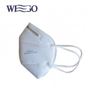 KN95/FFP2 Atemschutzmaske ohne Ventil 10er Pack