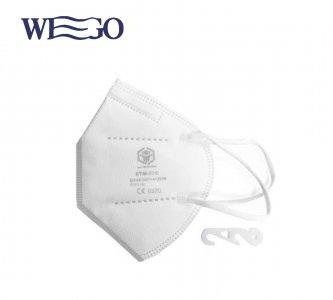 Atemschutzmaske FFP2 ohne Ventil faltbar mit CE-Zertifikat (25 Stück á €4,10)