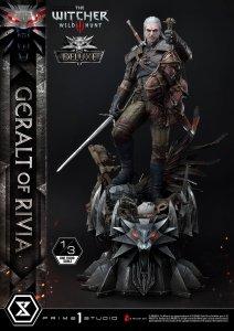 Geralt von Riva Deluxe Statue