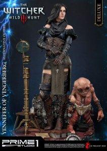 Yennefer von Vengerberg Deluxe Statue - Witcher 3