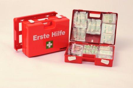 Erste Hilfe Koffer, Type 1